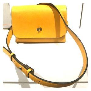 Topshop small cross shoulder bag $25